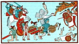 La Conquista de Mesoamérica timeline