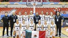 Antecedentes y evolución del baloncesto en México. timeline