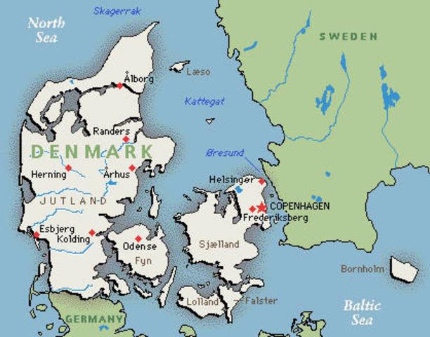 Denmark's Bill of First mandatory Physical Education