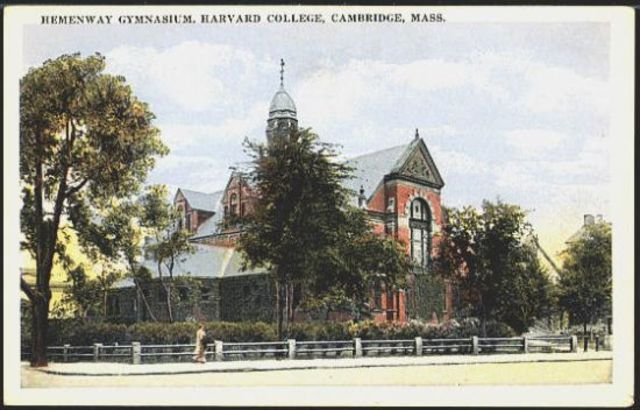 Establishment of the first college gym
