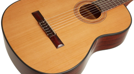 Historia de la guitarra timeline