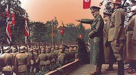 Antecedentes y desarrollo de la Segunda Guerra mundial. timeline
