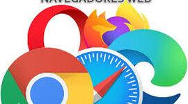 La historia de los navegadores. timeline