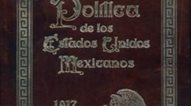 Evolución de la Constitución Política Mexicana timeline