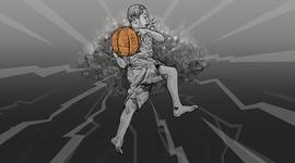 """""""El baloncesto en México"""" timeline"""