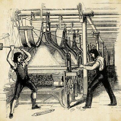 Los acontecimientos mas relevantes de la Revolución Industrial timeline
