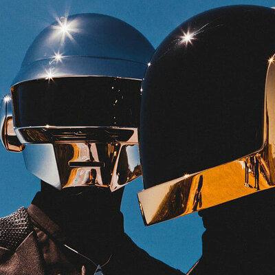 Daft Punk timeline