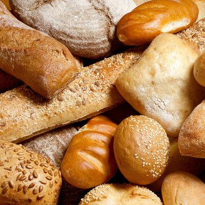 Historia de la panadería timeline