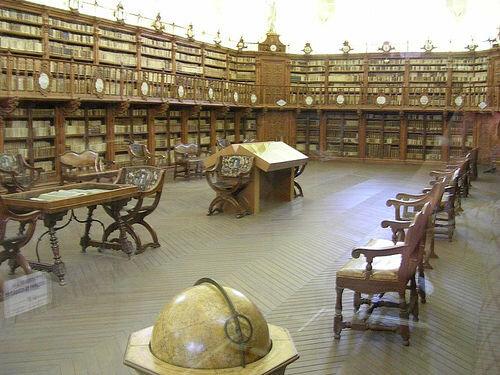 Las Bibliotecas Publicas (Edad Media)