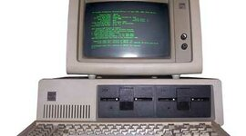 Generacion de los ordenadores timeline
