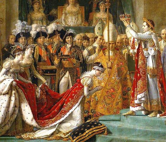 Coronacion de Napoleón