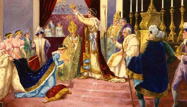 Napoleón se proclama Emperador de los Franceses