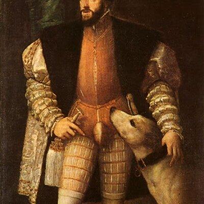 Charles V timeline