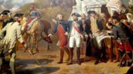 American Revolutionary War Gino Fioribello timeline