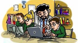 Actividad 4. Investigación en TIC aplicadas a la educación timeline