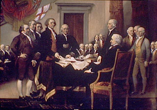United State gain Independence