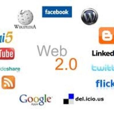 Inicio de las redes sociales timeline