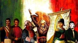 México Independiente timeline