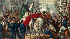 L'Unità d'Italia timeline