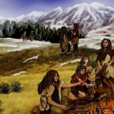 La prehistoria (CARMEN RODRIGUEZ) timeline