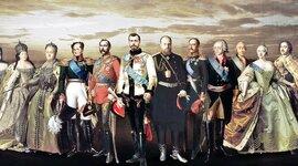 История династии Романовых timeline