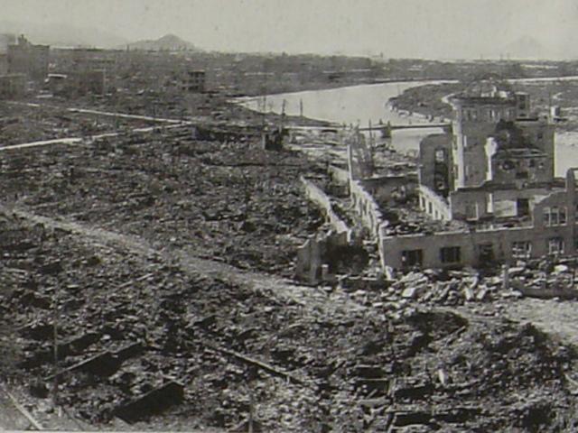 Hiroshima Was Bombed