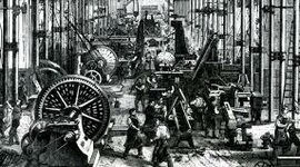 THE INDUSTRIAL REVOLUTION: TECHNOLOGICAL CHANGES , INVENTIONS TO IMPROVE LIFE timeline