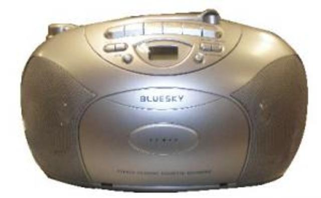 Radio CD, Blue sky