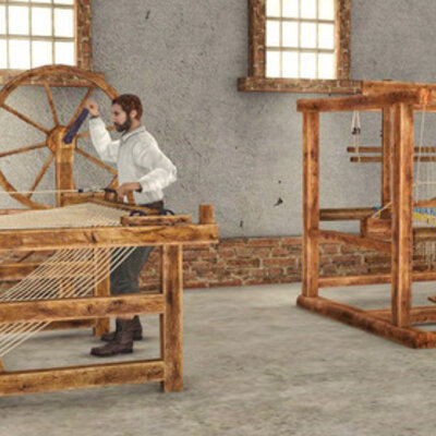 2 GH THE INDUSTRIAL REVOLUTION: TECHNOLOGICAL CHANGES , INVENTIONS TO IMPROVE LIFE timeline