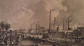 THE INDUSTRIAL REVOLUTION: TECHNOLOGICAL CHANGES, INVENTIONS TO IMRPOVE LIFE  timeline