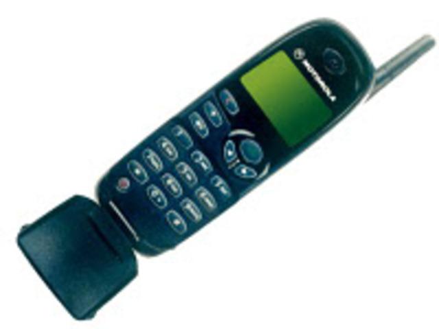 Primer móvil. Motorola.