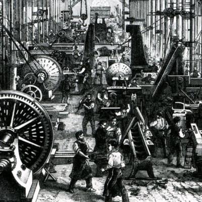 1ra y 2da Revolución Industrial timeline