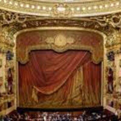 La historia del teatro timeline