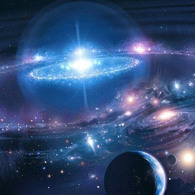 Origen y Evolución del Universo timeline