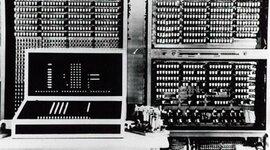Dispositivos mecánicos y electromecánicos de cálculo y datos de las 5 generaciones de computadoras. timeline
