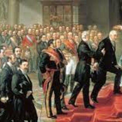 L'Europa de l'absolutisme timeline