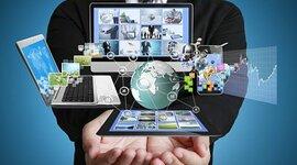 Hitos de las TIC's timeline