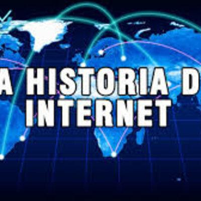 HISTORIA DEL INTERNET (Adriana Suárez Delgadillo) timeline