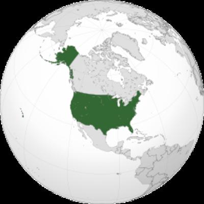 Nastanak SAD-a timeline
