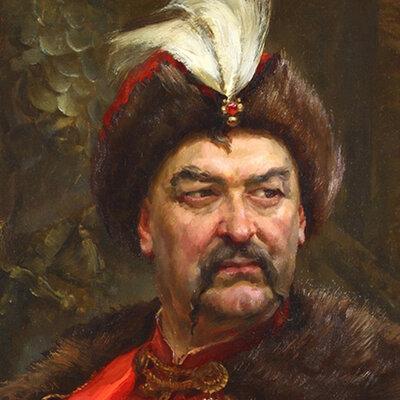 Богдан Хмельницький.  timeline