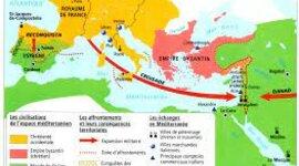 la méditerranée timeline