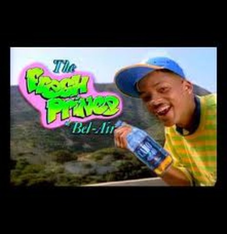Will didn't even have to audition for his role in Fresh Prince of Bel-Air, no one even asked if he could act