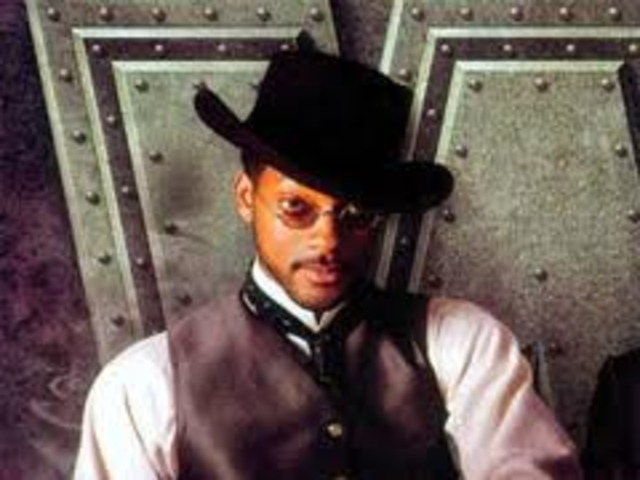 "Will Smith starred in the movie ""Wild Wild West"""