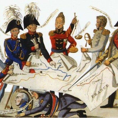 1815-1870 timeline