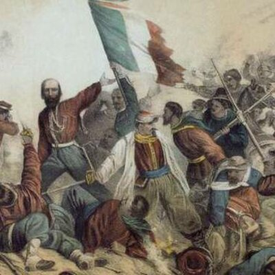 Risorgimento Italiano timeline