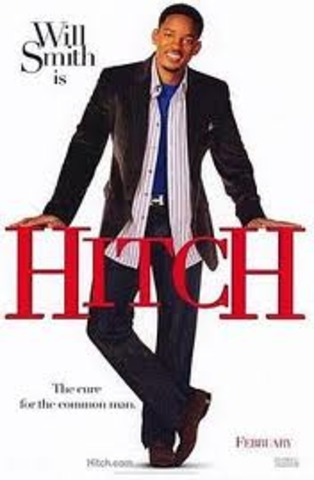 Will appears in Hitch as a man who knows it all when it comes to women