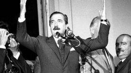 El regreso de la Democracia 1983 timeline