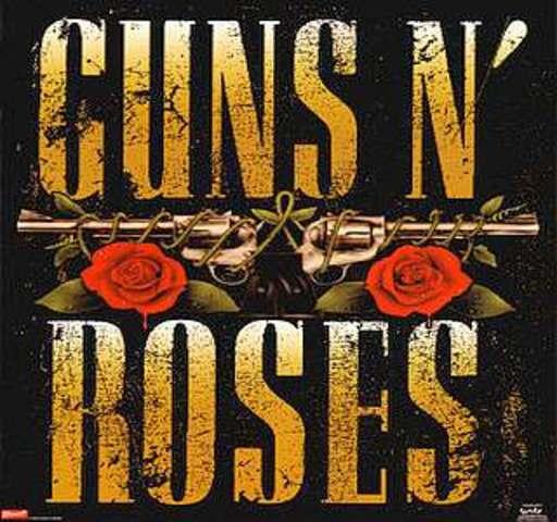 """Guns """"n"""" Rosses"""