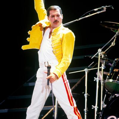 The story of: Freddie Mercury! timeline