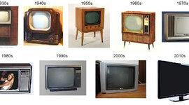 la historia televisor timeline